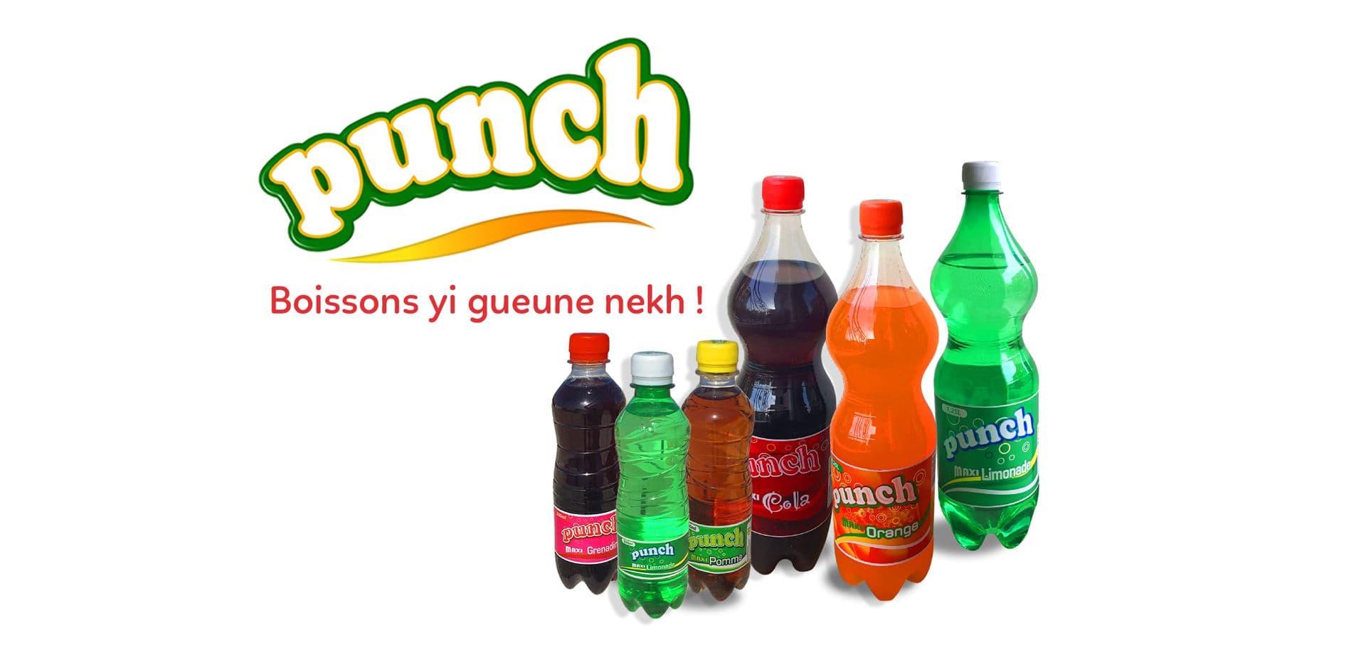 slider punch boisson produite au sénégal par fary industrie