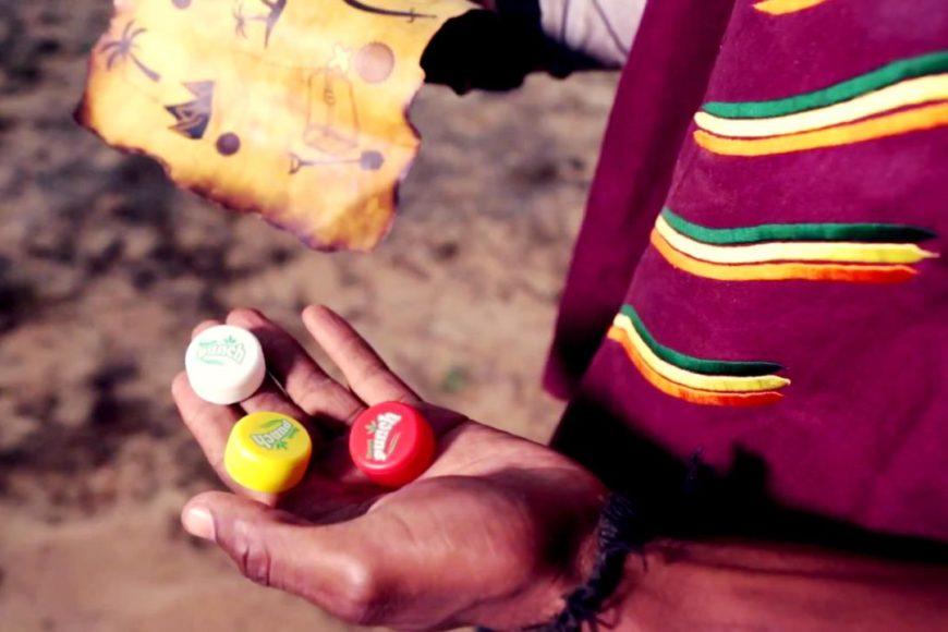 Spot publicitaire (en Wolof) de la boisson Punch, fabriquée au Sénégal par la brasserie Fay Industrie.