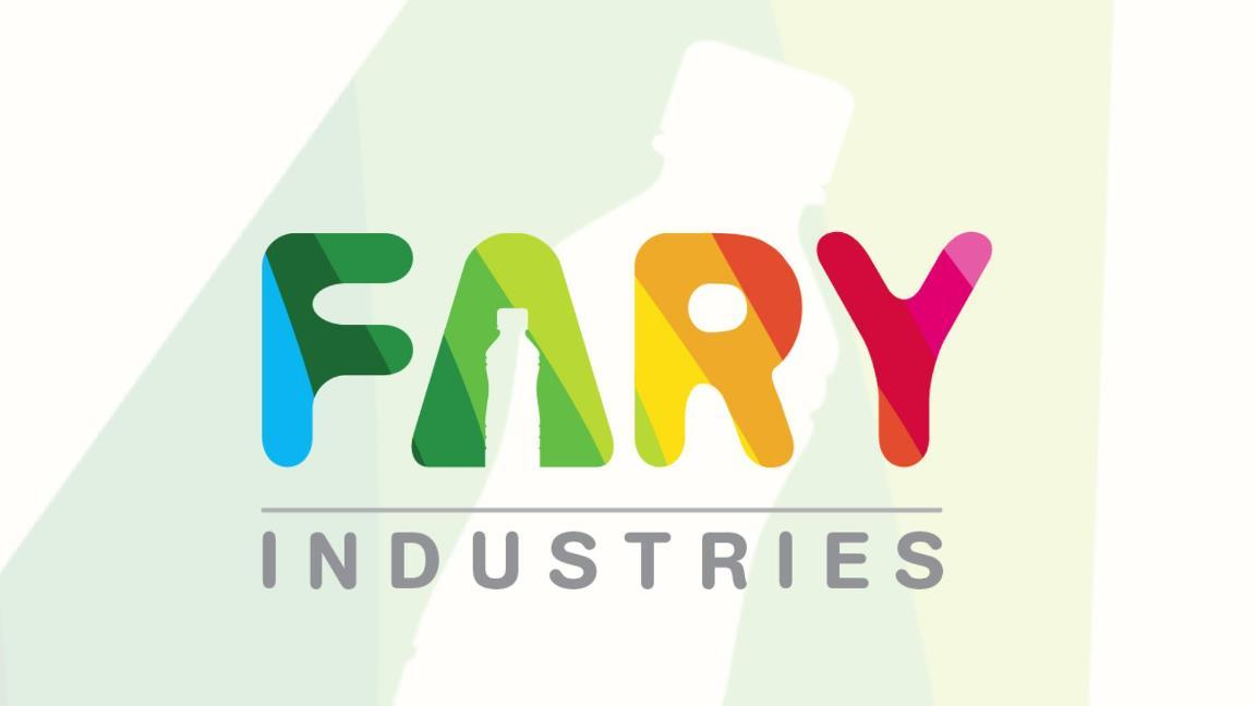 logo fary industrie des boissons punch et eau walo sénégal